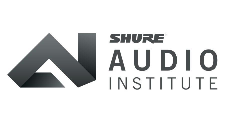 Shure_Audio_Institute_Logo_White